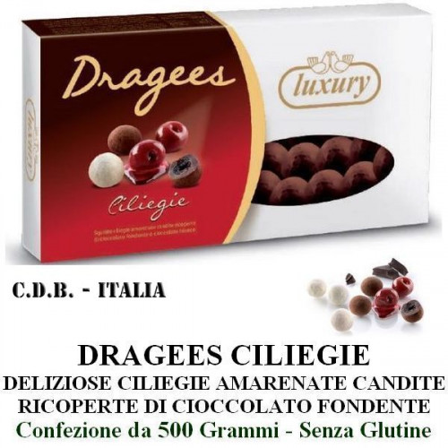 CILIEGIE DRAGEES BURATTI