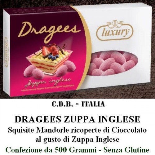 ZUPPA INGLESE DRAGEES BURATTI